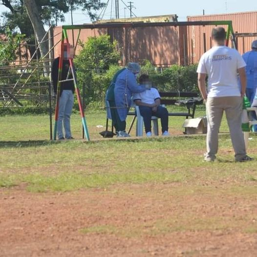 Santo Tomé sumó 47 casos de coronavirus
