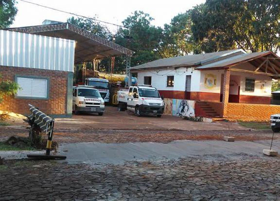 Bomberos voluntarios de Puerto Libertad volvieron a acuartelarse
