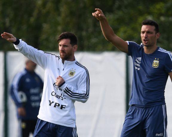 Argentina vs. Colombia: Hora, formaciones y donde mirar el partido por Tv