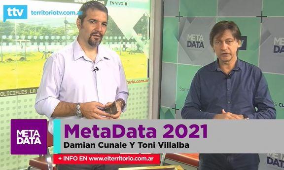 MetaData #2021: Un programa electoral sin restricciones