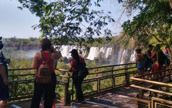 Ante nuevas restricciones, el Parque Nacional Iguazú permanecerá cerrado
