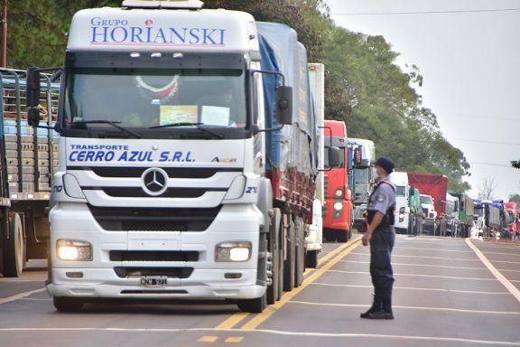 Se agrava la escasez de neumáticos para camiones