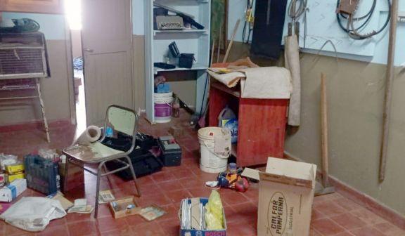 La ola de robos y daños en escuelas de San Pedro no se detiene