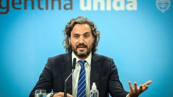 Cafiero anunció los cambios en el gabinete con Zabaleta en Desarrollo Social y Taiana en Defensa