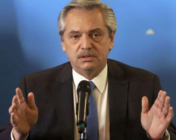 """""""Lo que más me importa es que el sueldo de los trabajadores no se retrase"""", dijo Alberto Fernández"""