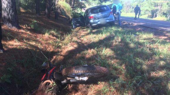 Dos fallecidos luego de accidentes en ruta provincial 4