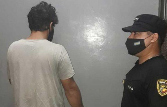 Prisión preventiva para el agresor de Carolina González en Colonia Polana