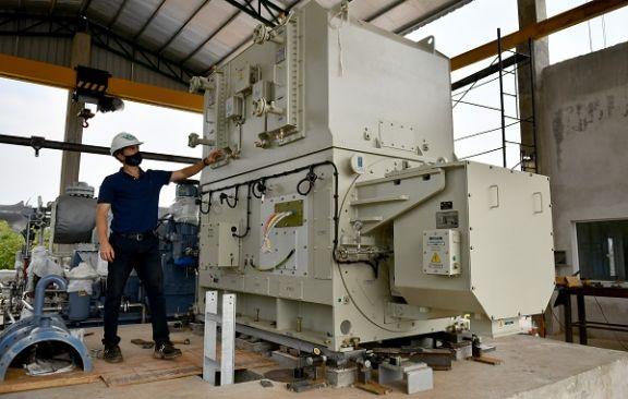 Planta de biomasa de Cerro Azul ya produce e inyecta energía