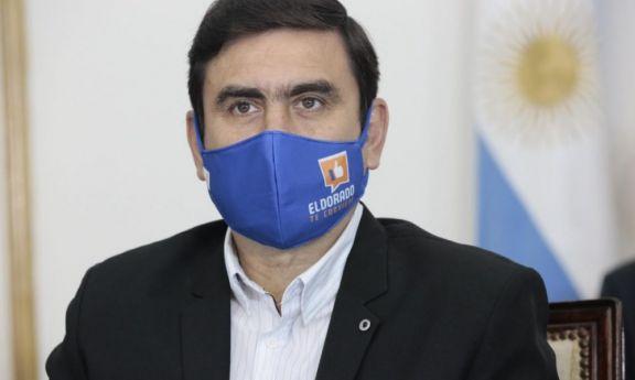 Fabio Martínez había dado su versión sobre lo sucedido por escrito