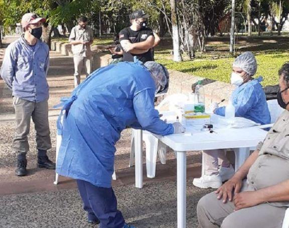 Luego de los testeos masivos, Ituzaingó sumó 36 positivos nuevos