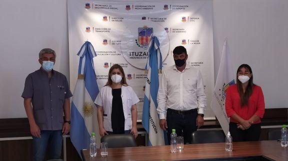 Ituzaingó: las restricciones impuestas seguirán vigentes hasta el 31 de mayo