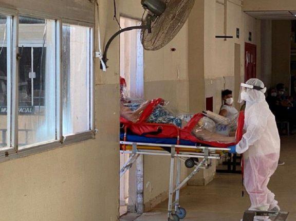 """""""Estamos en el horno"""", advirtió una autoridad sanitaria de Paraguay"""