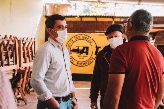 Conformaron en Puerto Iguazú la Cámara de Transporte Turístico
