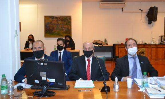 El procurador de la provincia pidió la destitución del juez Fragueiro