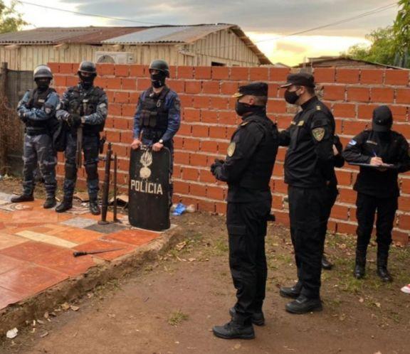 Garupá: un detenido por caso  de motochorros con machete