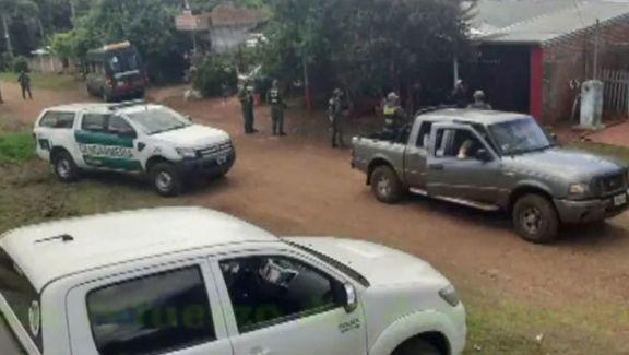 Procesaron a dos hombres por dañar patrulleros de GNA