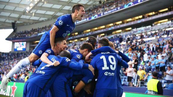 Chelsea derrotó a Manchester City y es campeón de la Champions League