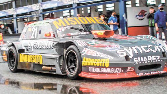 Bundziak va a la 8° fecha del TC Mouras, que se correrá desde mañana en La Plata