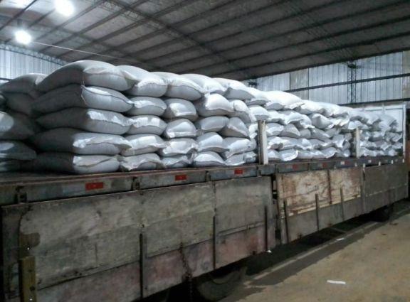 Bernardo de Irigoyen: recuperaron un camión y más de 15 mil kilos de porotos sustraídos