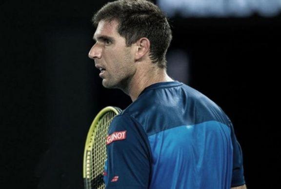 Federico Delbonis pasó a la segunda ronda del Roland Garros
