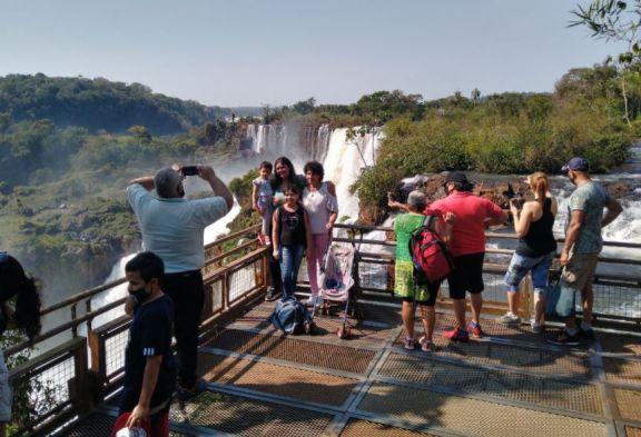 Tras su reapertura, el Parque Nacional Iguazú atenderá de 10 a 16