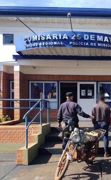 Robaron yerba mate a una vecina y la vendieron: terminaron detenidos en 25 de mayo