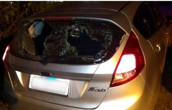 Irigoyen: gendarmes involucrados en pelea tras partida de truco
