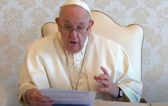 """Francisco incorporó la pederastia como delito """"contra la dignidad de la persona"""""""