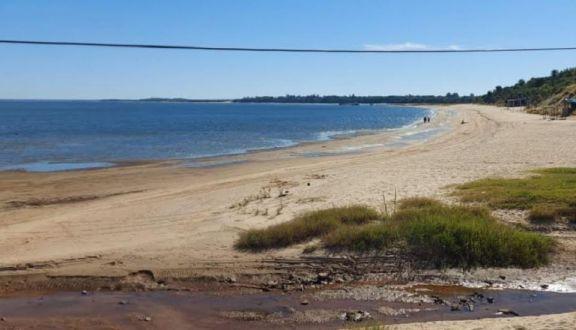Ituzaingó: sin mayores cambios, se mantiene la bajante del Paraná