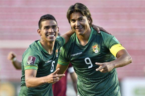Bolivia sumó su primera victoria ante Venezuela por las Eliminatorias Sudamericanas