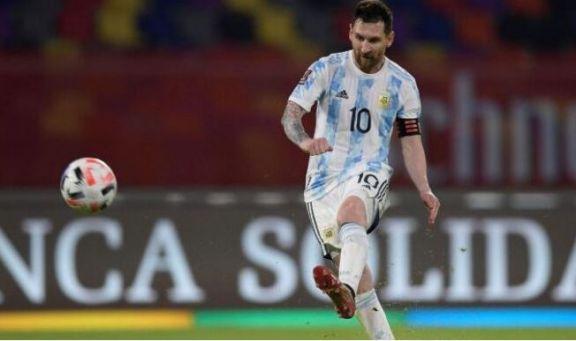 """Messi: """"Creo que estuvimos bien y por momentos hicimos un buen partido"""""""