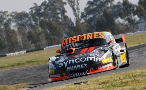 TC Mouras: Bundziak fue octavo en La Plata y se mantiene tercero en la tabla general