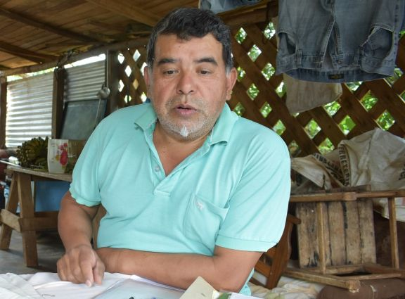 Con una caravana, despidieron al impulsor de la municipalización de Fracrán