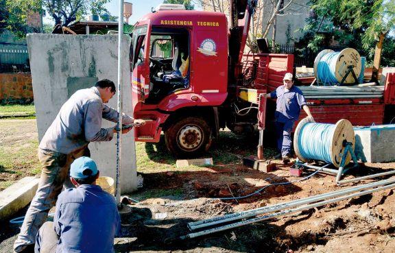 Al menos 15 barrios están sin agua desde hace seis días