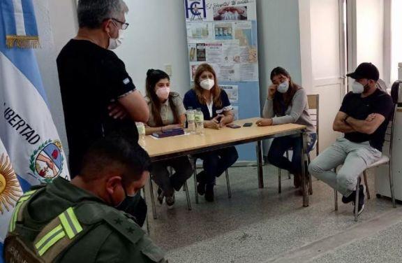 Equipos de Salud trabajan en Itá Ibaté para controlar el brote de Covid19