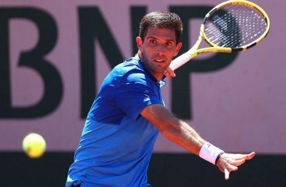 Delbonis avanzó a octavos de final en Roland Garros con su mejor actuación en Grand Slam