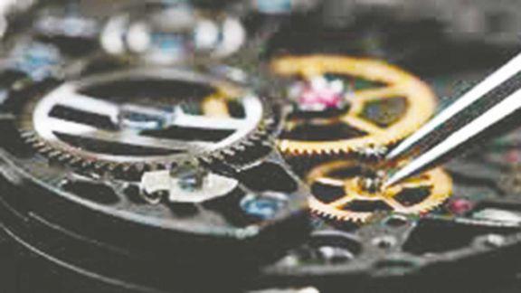El loco del reloj