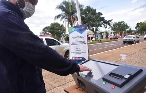 Candelaria tendrá voto electrónico y padrón digital