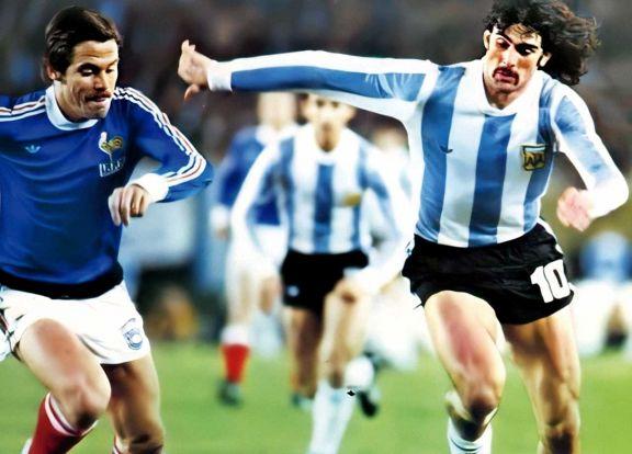 """""""Fuimos robados en el Mundial 1978 pese a que Argentina tenía grandes jugadores"""""""
