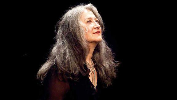 Martha Argerich, una mujer y un piano