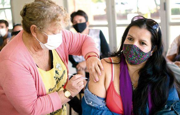 La provincia superó las 43 mil vacunas aplicadas durante esta semana