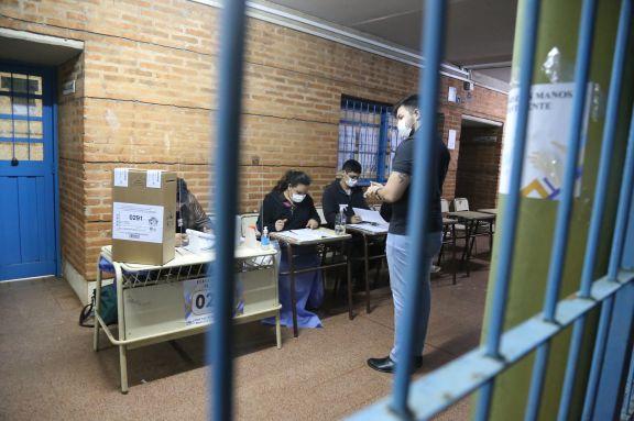 En Misiones votó el 63,49% de los empadronados