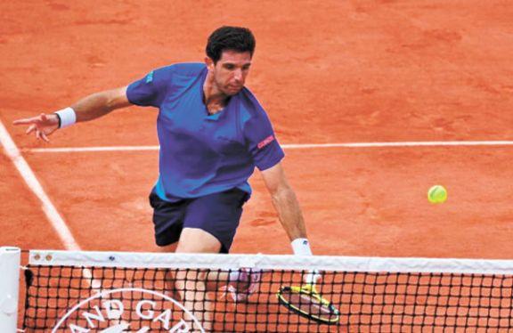 Cayó Delbonis, ganó Podoroska y Roger Federer se despidió sin jugar