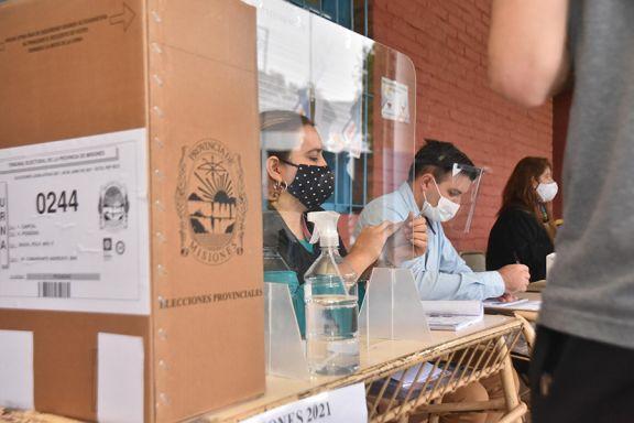 Elevaron hasta 6 mil pesos el pago a las autoridades de mesa para la elección general