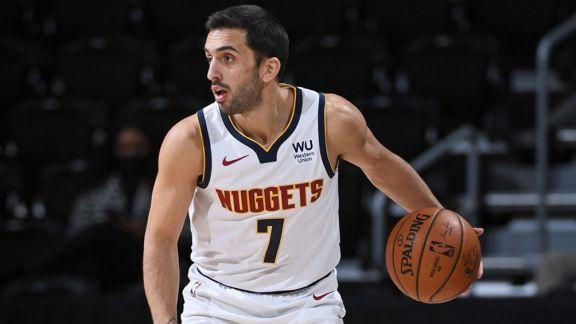 Con Campazzo, Denver inicia esta noche la serie con Phoenix por las semifinales de la NBA