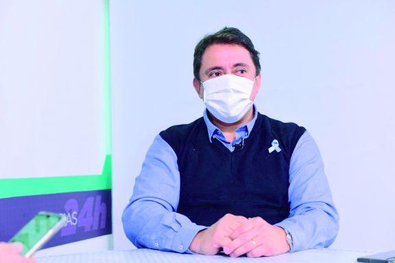 """Cesino: """"Se ha consolidado nuevamente la votación a nuestro espacio renovador"""""""