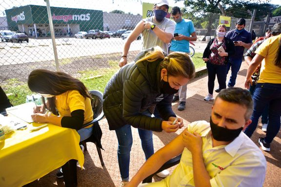 Campaña de Vacunación