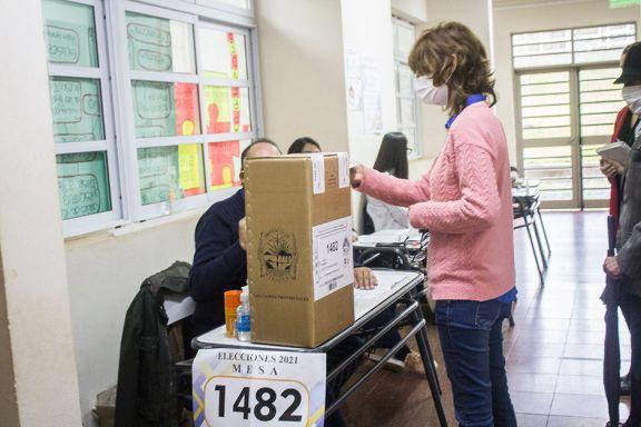 Salto Encantado y San Vicente, con menor asistencia para votar