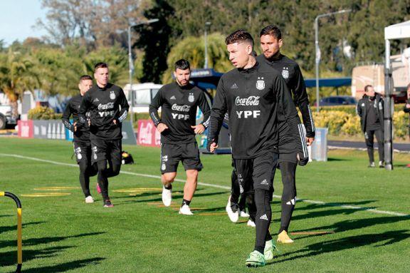 Mejorar el juego y volver al triunfo, hoy ante Colombia