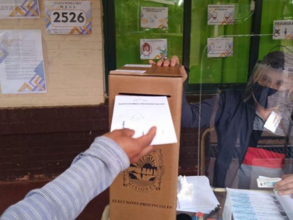 Se habilitó ayer el formulario para justificar el no voto
